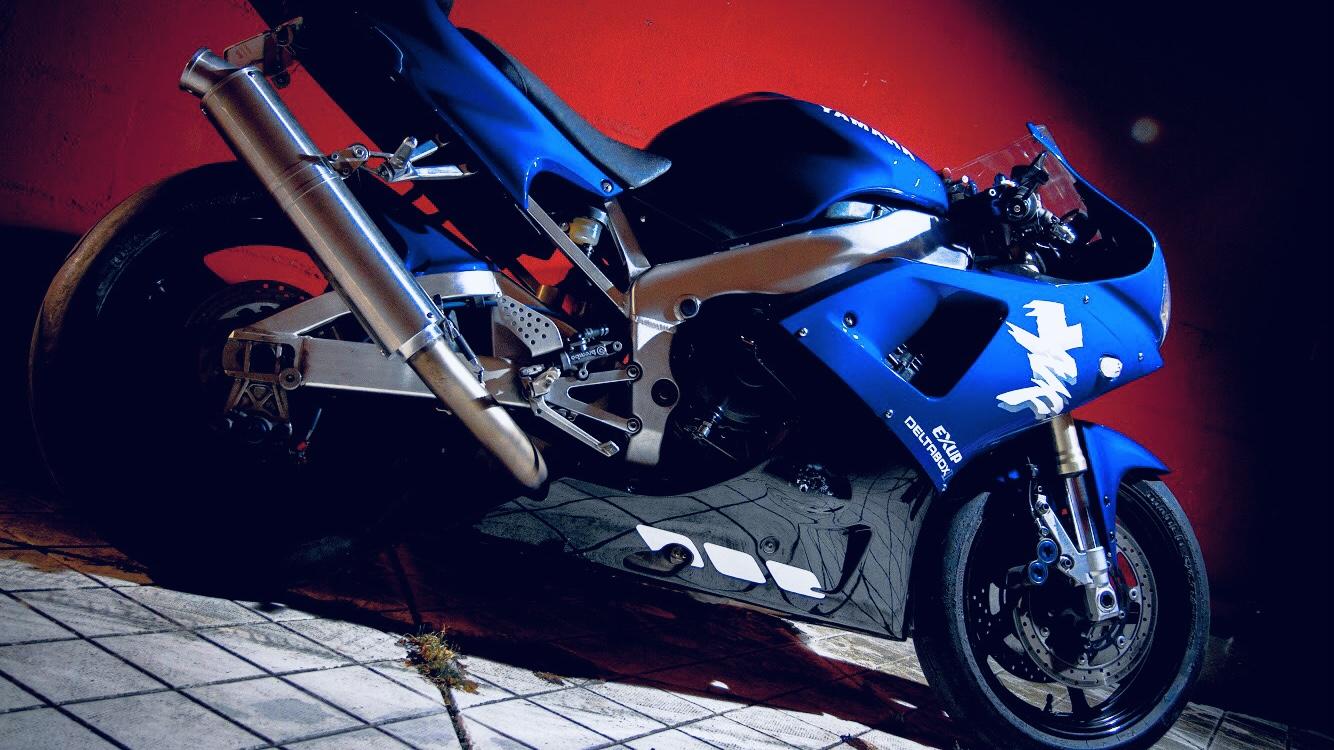 Yamaha R1 : Opération à cœur ouvert
