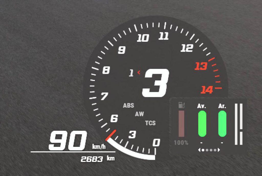 ride4 temperature pneus